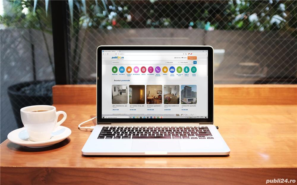 Creare website de prezentare + Mentenanta