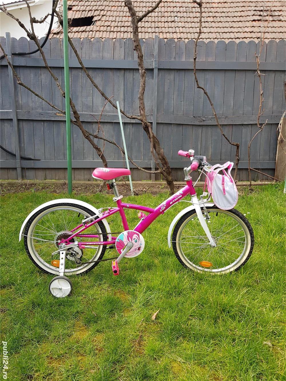 """Bicicleta fete B-Twin 20"""""""