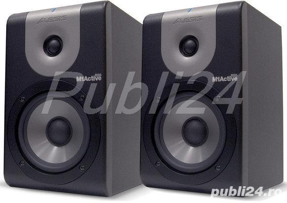 Vand Monitoare studio profesionale Alesis M1 Active 520 APROAPE NOI !!