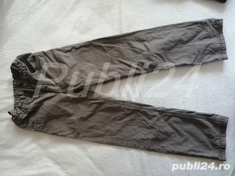 Pantaloni baiat mas. 128 diferite modele