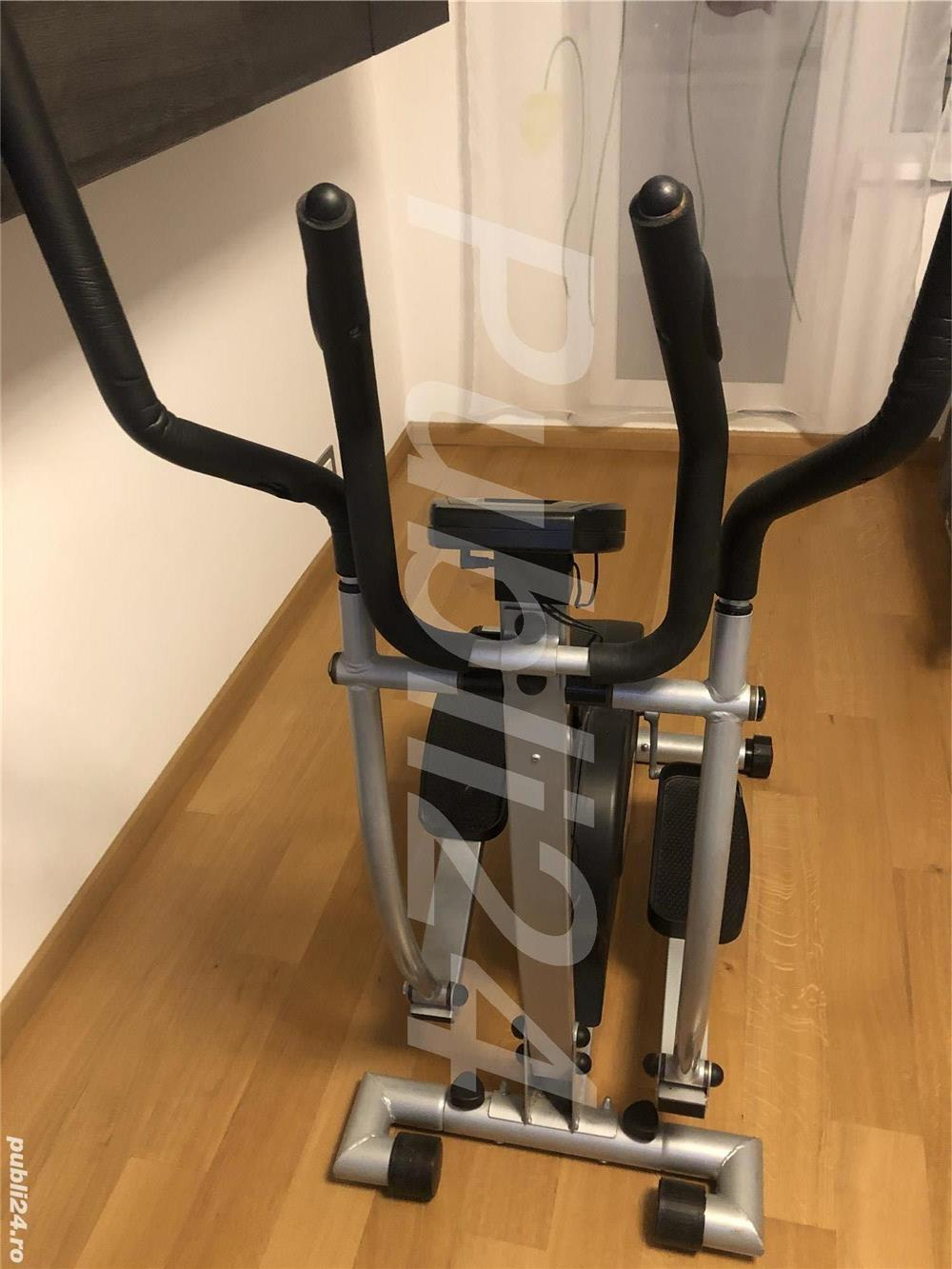 Bicicleta Fitness Eliptical Power Pro