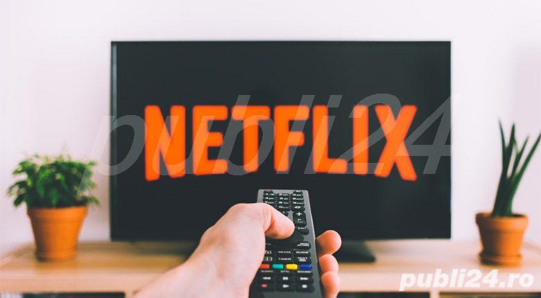 Netflix 4k Ultra Hd / 15 lei lunar
