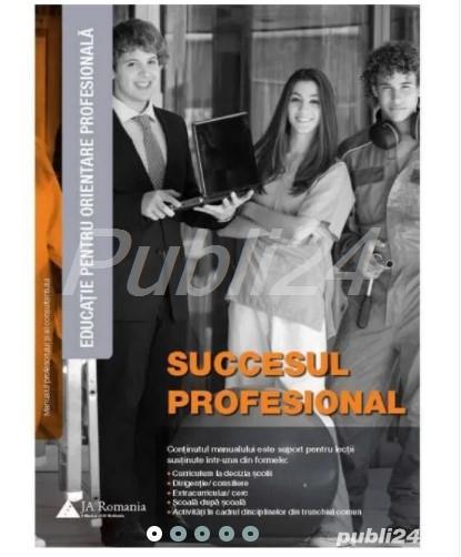 Manual de Educatie pt Orientare profesionala - Succesul Profesional