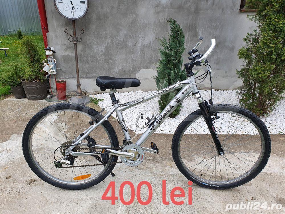 Bicicleta Chaka Alu