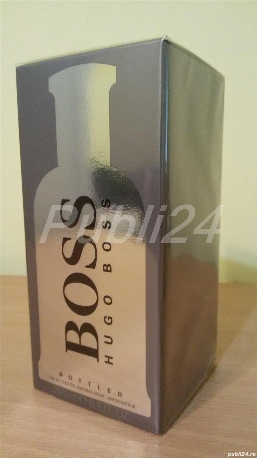 Vand parfum Boss Botled 200 ml - original Spania magazin Druni