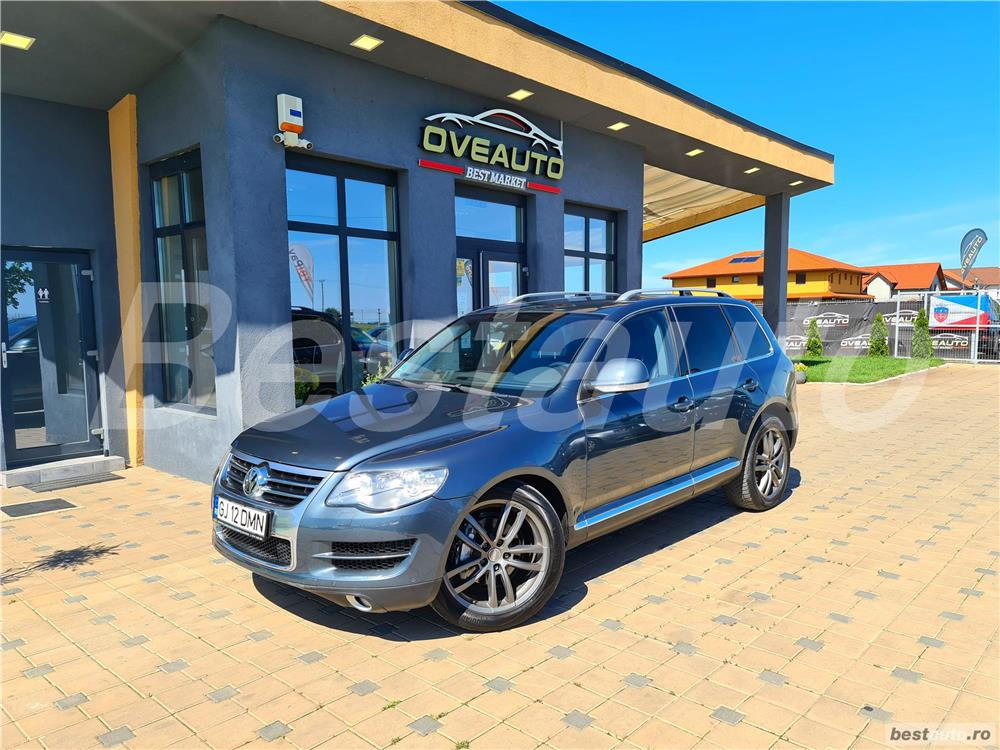 VW TOUAREG   4X4   NAVI   INT PIELE FULL ELECTRIC   LIVRARE GRATUITA/Garantie/Finantare/Buy Back