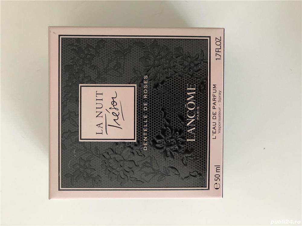 Vând Parfum Tresor La Nuit Dantelle de roses