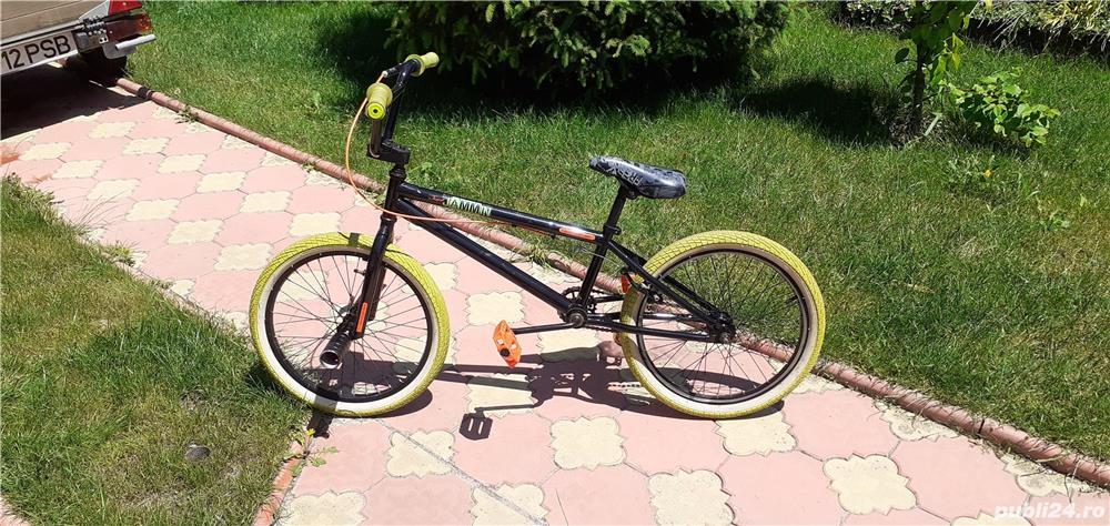 "Vand bicicleta BMX rooster jammin 20"""