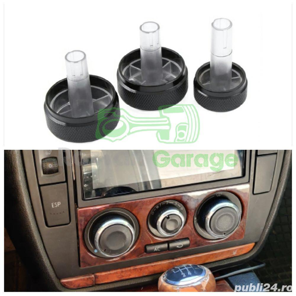 Set 3 butoane aer conditionat AC VW Golf 4 Bora Passat Skoda Seat Audi