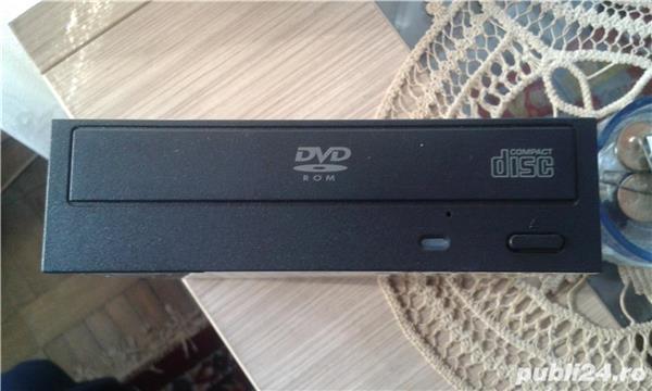 Vand DVD - ROM SATA, Bulk, Negru