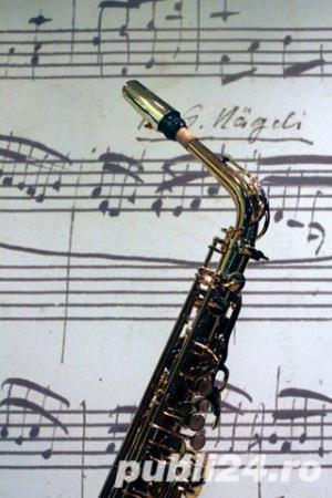 Lectii Saxofon incepatori - imagine 6