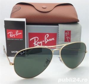 Ochelari Ray Ban Aviator RB3025 - imagine 4