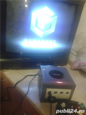 vand nintendo gamecube,stare perfecta,accesorii - imagine 3