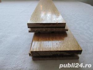 Parchet din lemn masiv - imagine 1