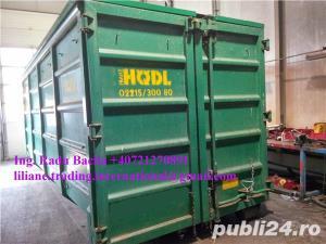 Container Abroll cu volum de 23 mc - imagine 3