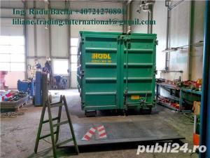 Container Abroll cu volum de 23 mc - imagine 2