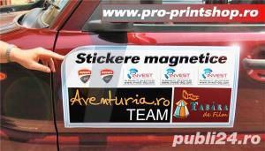 Stickere magnetice auto & frigider - imagine 2
