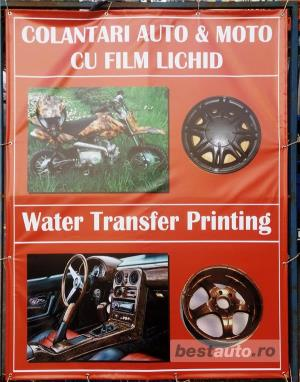 Film Bazin Hidrotransfer Water transfer printing - imagine 1