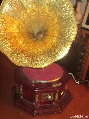 gramafon englezesc - imagine 2