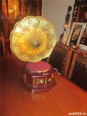gramafon englezesc - imagine 1