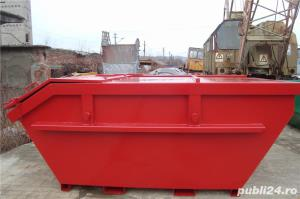 Skip container cu capac - imagine 5