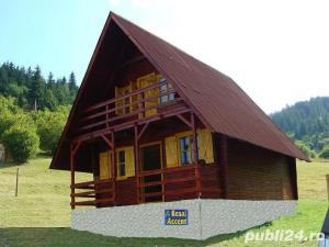 Constructii Case, Cabane, Case de vacanta din lemn - imagine 1