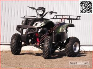 Atv BIG Mega Grizzly FARMER 250cc cu trepte - imagine 11