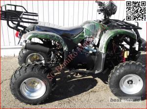 Atv BIG Mega Grizzly FARMER 250cc cu trepte - imagine 5