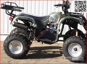 Atv BIG Mega Grizzly FARMER 250cc cu trepte - imagine 8