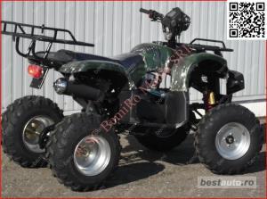 Atv BIG Mega Grizzly FARMER 250cc cu trepte - imagine 7