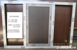 Vand ferestre si usi din PVC - imagine 3