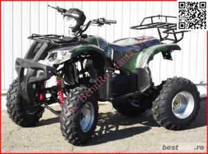 Atv BIG Mega Grizzly FARMER 250cc cu trepte - imagine 4