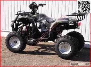 Atv BIG Mega Grizzly FARMER 250cc cu trepte - imagine 2