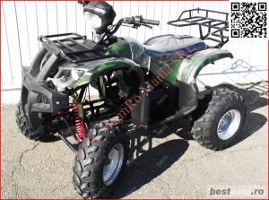 Atv BIG Mega Grizzly FARMER 250cc cu trepte - imagine 1