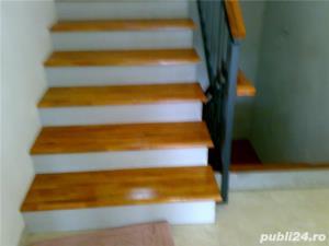 Placare trepte cu lemn masiv - imagine 6