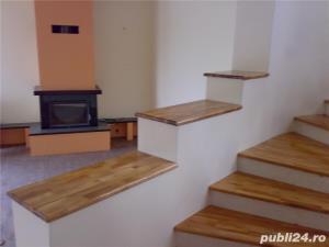 Placare trepte cu lemn masiv - imagine 7