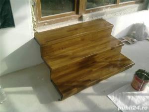 Placare trepte cu lemn masiv - imagine 9