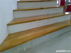 Balustrade si trepte din lemn - imagine 4