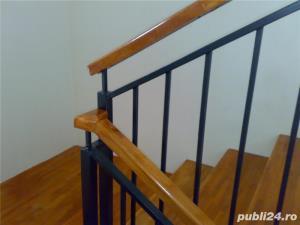Balustrade si trepte din lemn - imagine 3