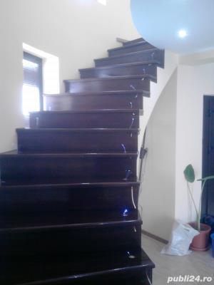 Balustrade si trepte din lemn - imagine 9