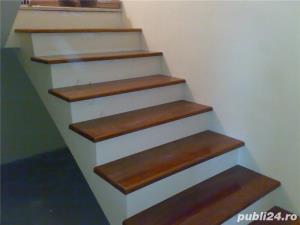 Balustrade si trepte din lemn - imagine 8
