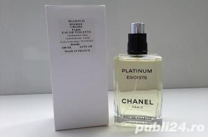 Parfum tester Chanel - Platinum Egoiste, men, EDT, nou - imagine 1