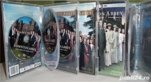 Downton Abbey 2010   6 sezoane  DVD - imagine 2