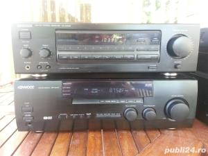 amplificator kenwood 200w - imagine 2