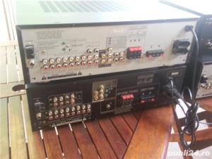 amplificator kenwood 200w - imagine 5