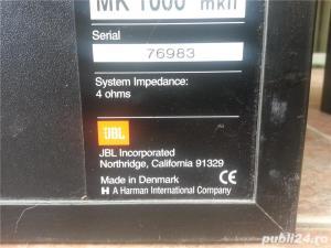 boxe jbl mk 1000 mk2 200w 4ohm bas reflex made in danemark by. harman kardon - imagine 7