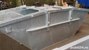 Producem Skip containere Zincate pentru deseuri - imagine 1