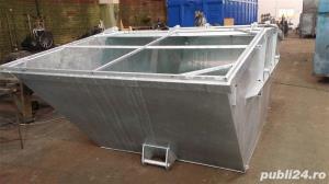 Producem Skip containere Zincate pentru deseuri - imagine 2