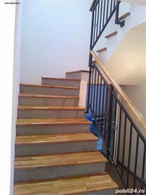 Trepte lemn masiv - imagine 3