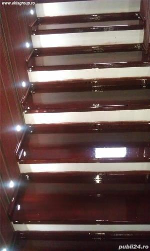 Trepte lemn masiv - imagine 4